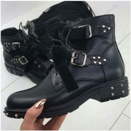 Botin Rock Black